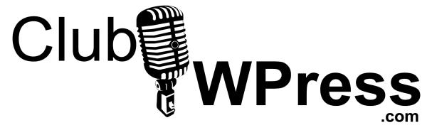 IMAGE: Club WPress logo