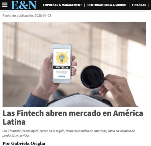 Las Fintech abren mercado en América Latina - Estrategia y Negocios