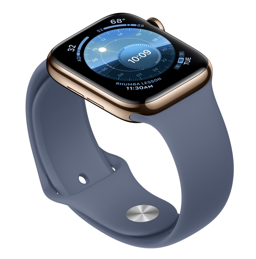 IMAGE: Apple Watch 5
