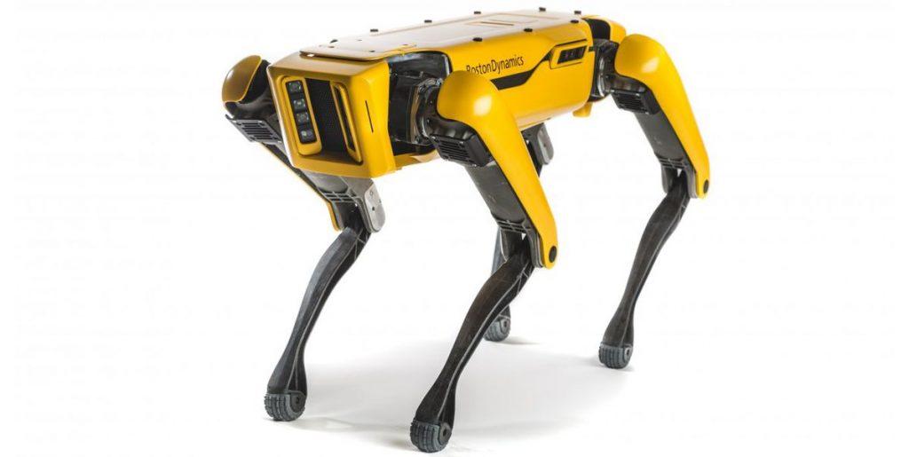 IMAGE: Spot - Boston Dynamics