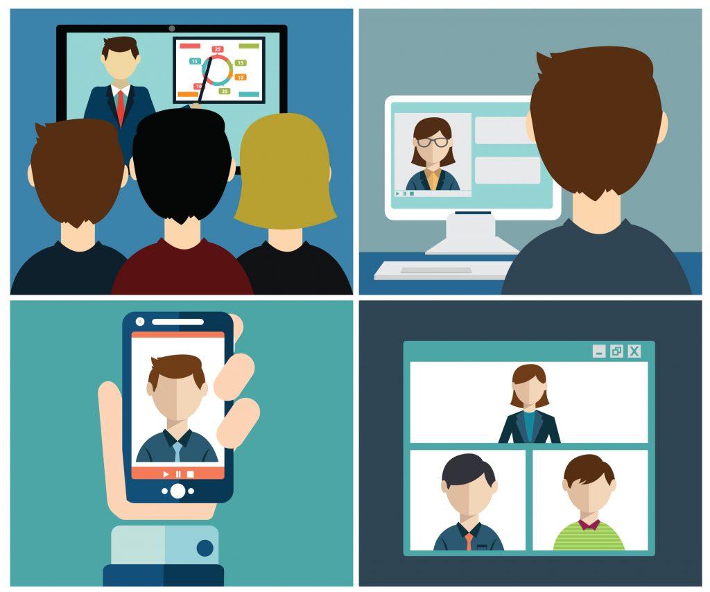 IMAGE: Videoconferencing (CC0)