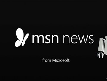 IMAGE: MSN News and robot