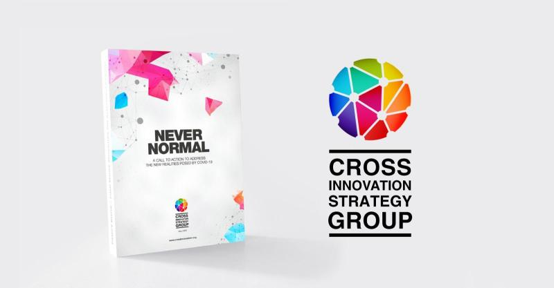 IMAGE: Never Normal - Cross Innovation Strategy Group