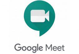 IMAGE: Google Meet logo