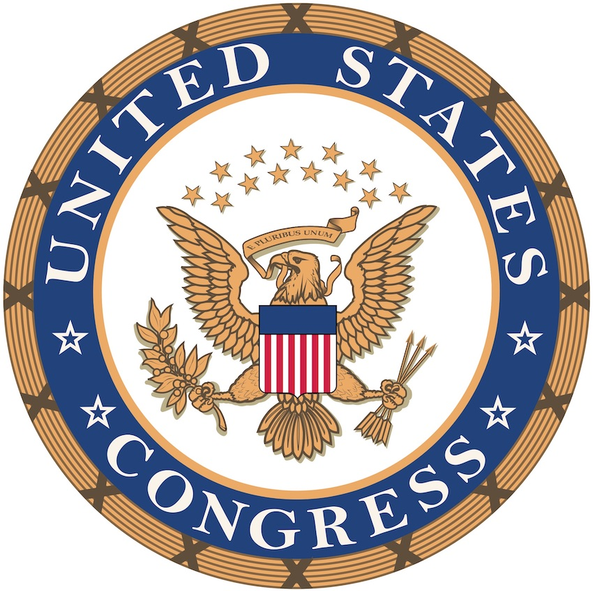 IMAGE: US Congress seal