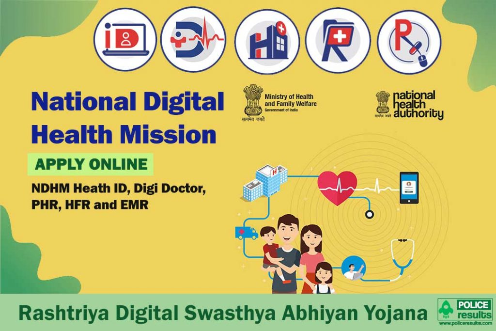 IMAGE: India's National Digital Health Mission