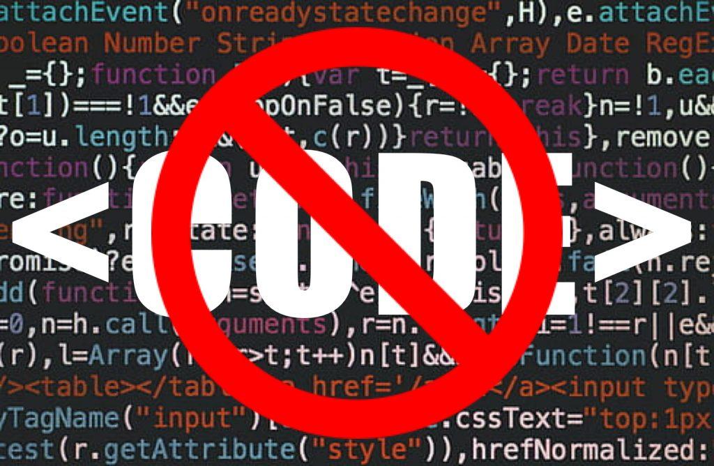 IMAGE: No Code