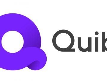 IMAGE: Quibi logo