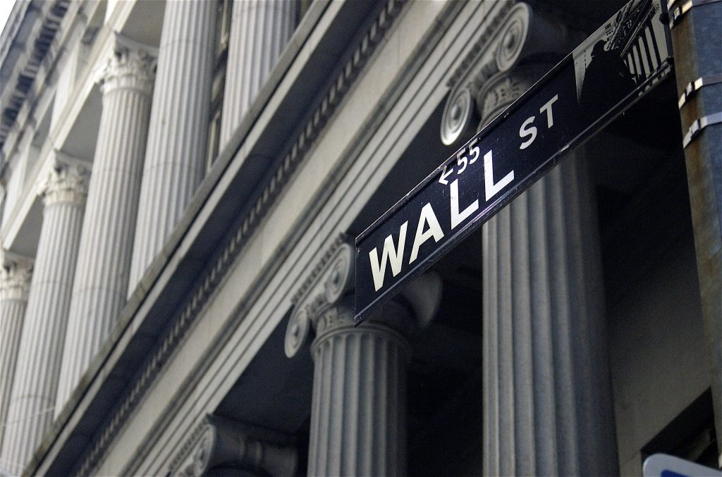 IMAGE: Wall Street (2011) - E. Dans (CC BY)