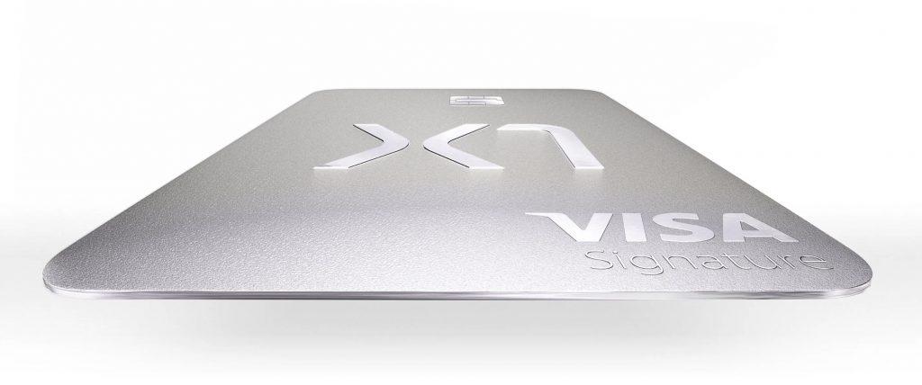 IMAGE: X1 Card