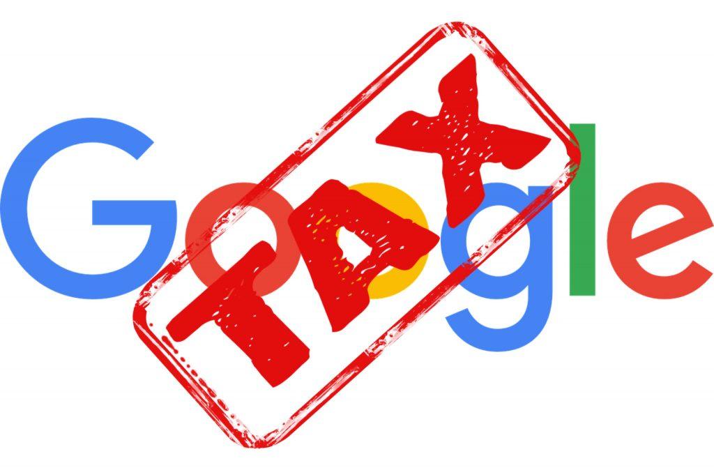 IMAGE: Google tax