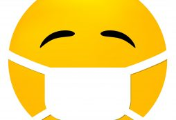 IMAGE: Mask emoji