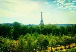 IMAGE: Paris from Hotel Brighton