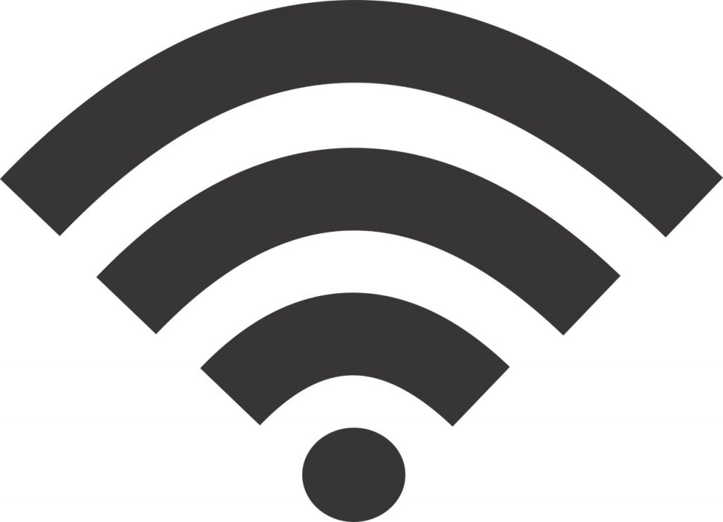 IMAGE: WiFi sign
