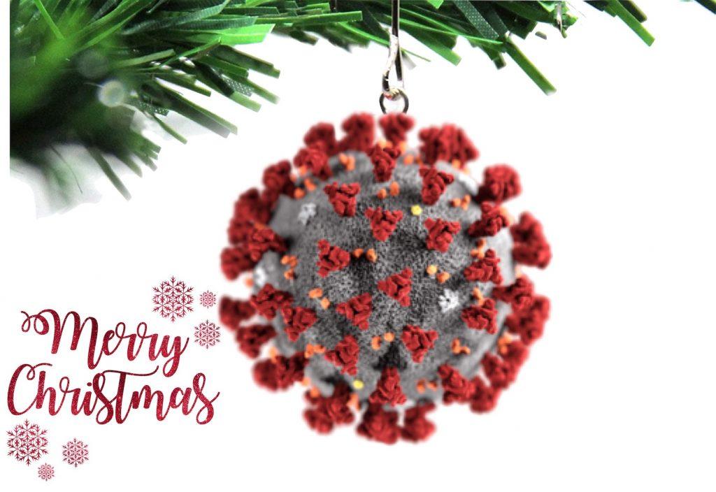 IMAGE: Coronavirus Christmas