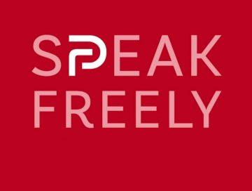 IMAGE: Parler, Speak freely