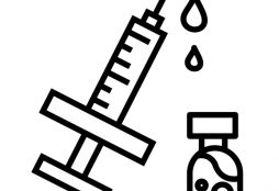IMAGE: Vaccine by Brand Mania from the Noun Project (CC BY)