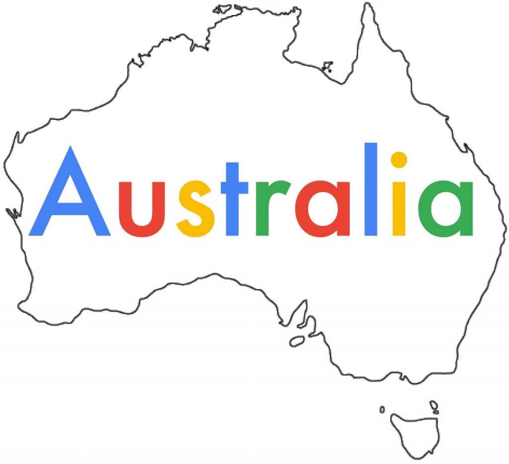 IMAGE: Google and Australia - E. Dans (CC BY)