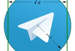 IMAGE: Telegram squaring the circle - E. Dans (CC BY)