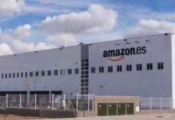 IMAGE: Amazon warehouse in San Fernando de Henares