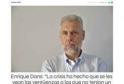 """""""La crisis ha hecho que se les vean las vergüenzas a los que no tenían un nivel de digitalización adecuado"""" - Atlas Tecnológico"""