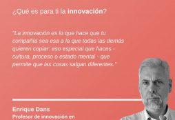 Innovación - Enrique Dans