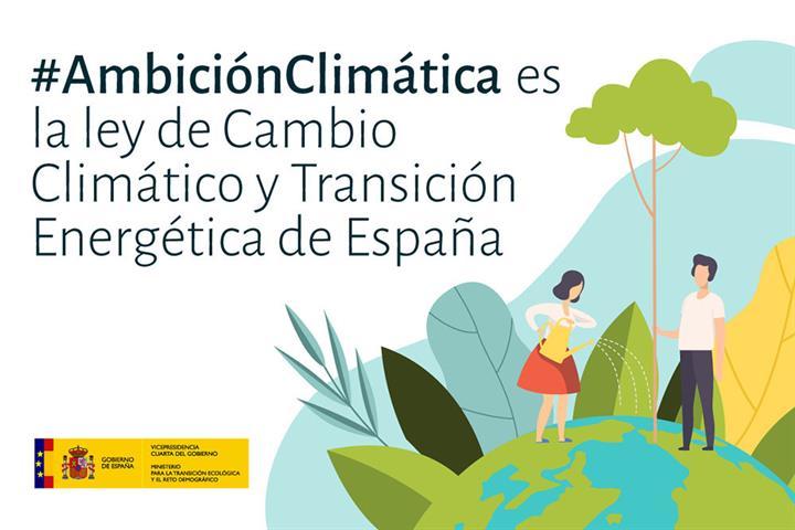 IMAGE: Ley de Cambio Climático (España)