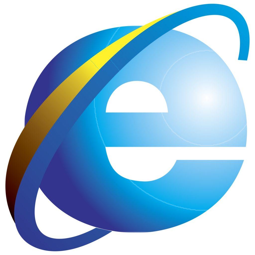 IMAGE: Internet Explorer logo (Microsoft)
