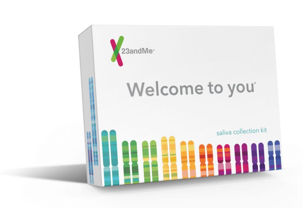 IMAGE: 23andMe