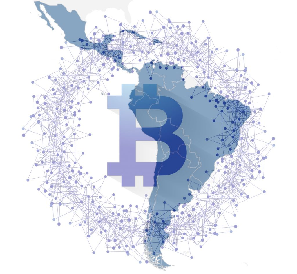 IMAGE: Bitcoin and Latin America (E. Dans - CC BY)