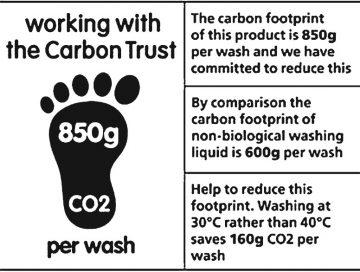 IMAGE: Carbon label