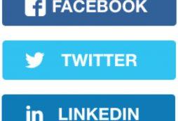 IMAGE: former social buttons at enriquedans.com