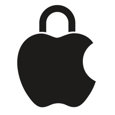 IMAGE: Apple lock logo