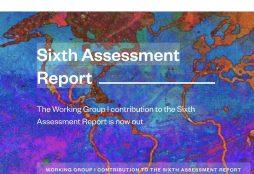 IMAGE: IPCC - 6th Report